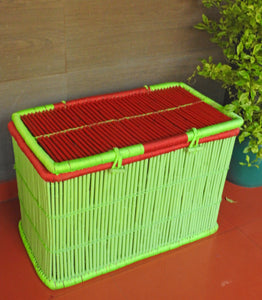 Tropical Green Storage Unit.