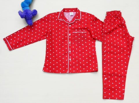 Starry Night Boys Night Suit