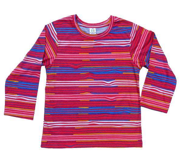 Colour Riot Full Sleeves Kids Tee