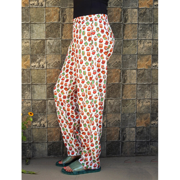 printed-pajamas-for-ladies-online-India