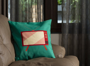 TV Buff Cushion Cover
