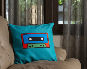 Rewind Time Cushion Cover