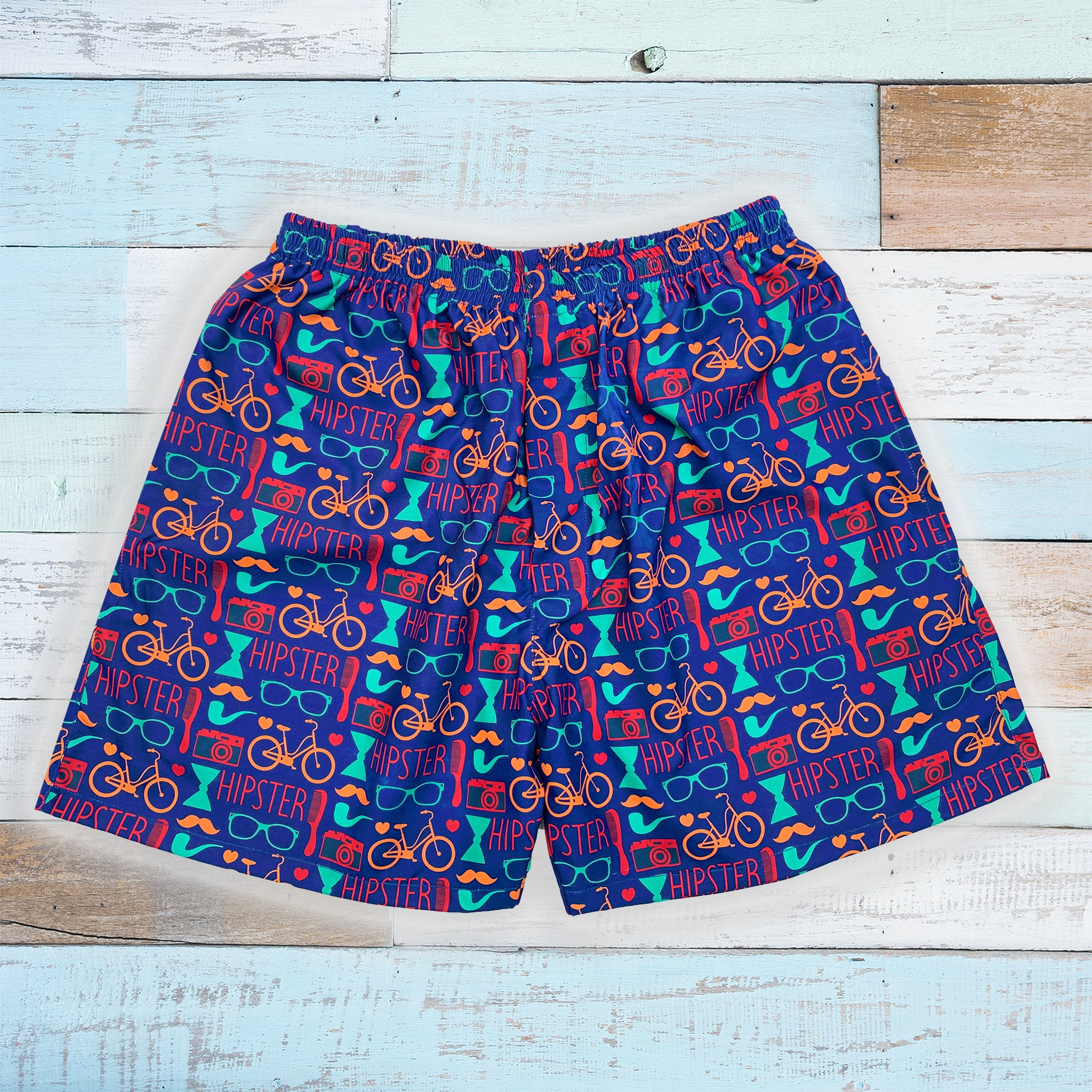 Hippy Hipster Boxers