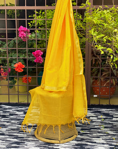 plain-yellow-dupatta-online-at-cheap-price-india