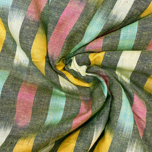 multicoloured-ikat-fabric-online-india
