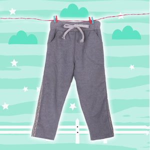 Grey Fleece Lower