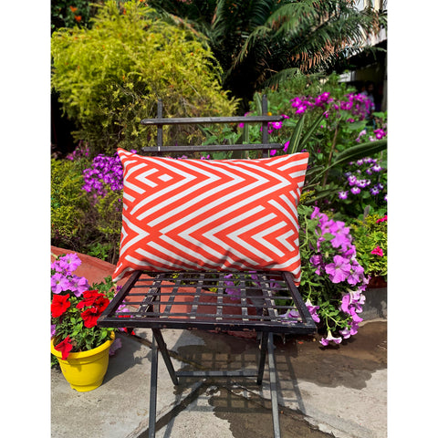 Vitamin C Love Cushion Cover