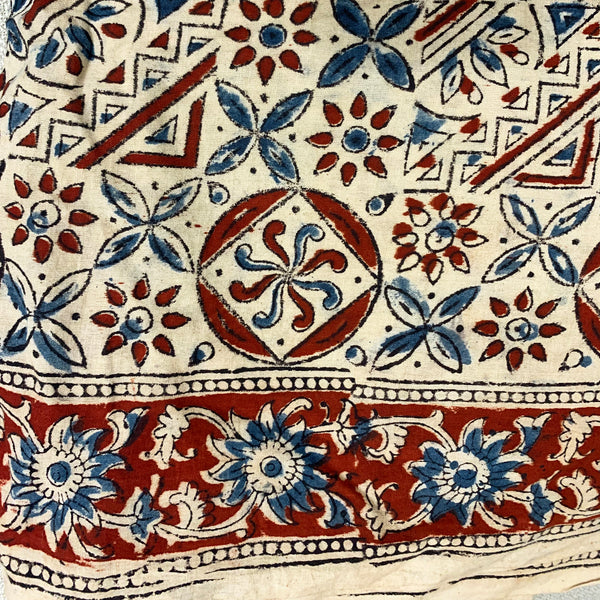 Traditional Block Print Cotton Fabric