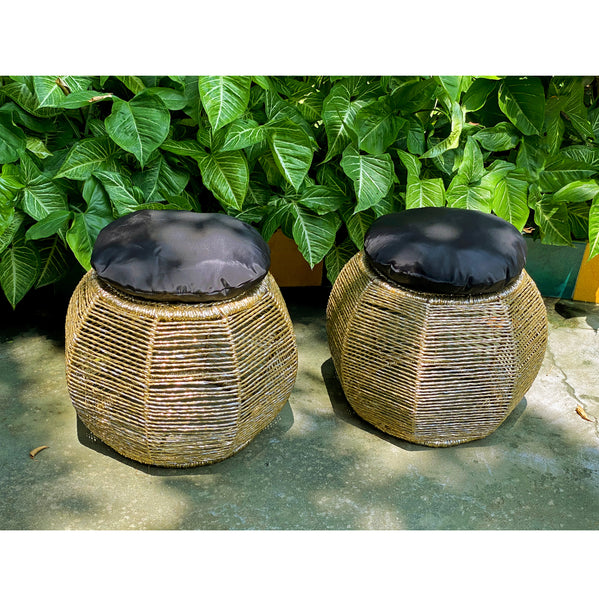 Sparkle On Bamboo Seats (Twin Set)
