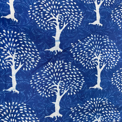Trees Everywhere Cotton Fabric