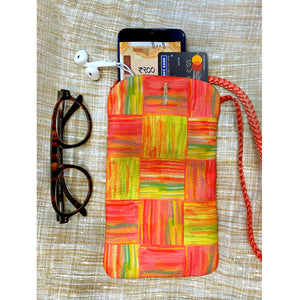 Abstract Life Utility Pouch