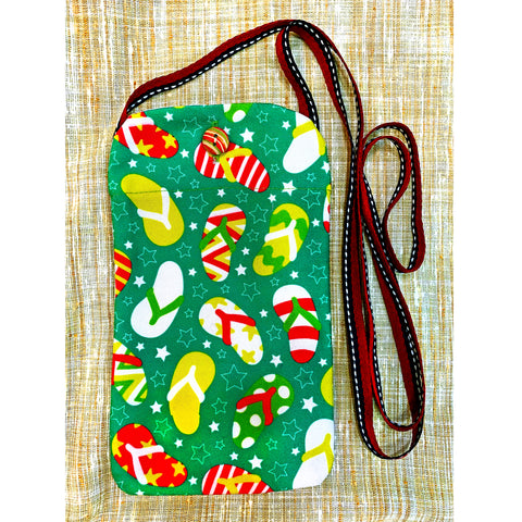 Beach Holiday Utility Pouch