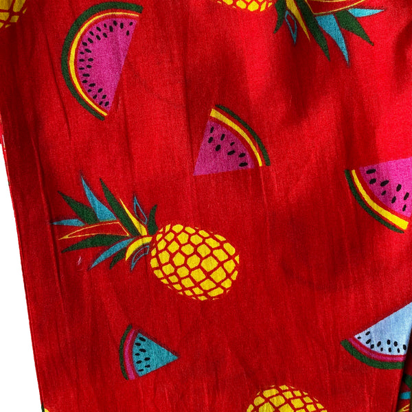 Cute Pineapple Boys Night Suit