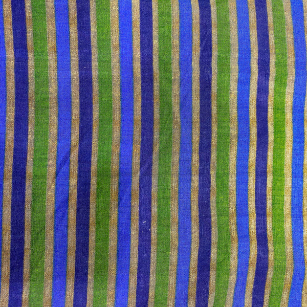 Soft Trendy Striped Rayon Fabric