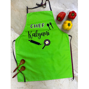 Personalised Apron For Adults