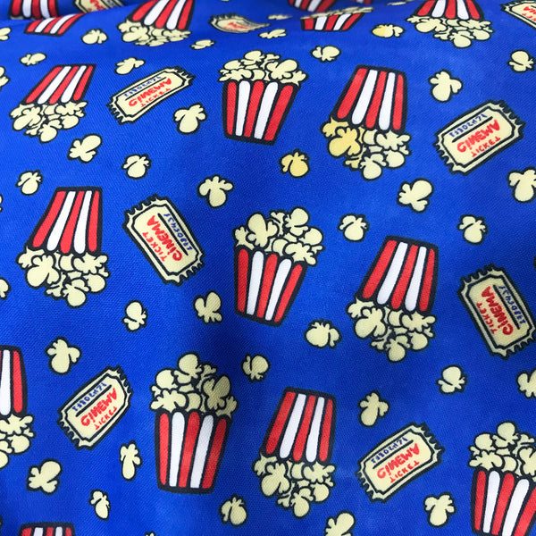 Popcorn Addict Women's Shorts With Pockets