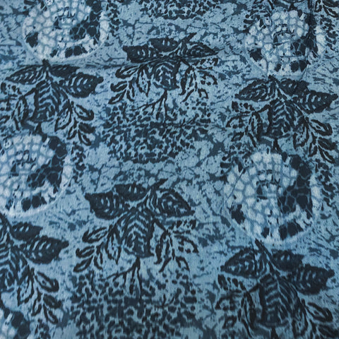 Frosty Nights Rayon Fabric