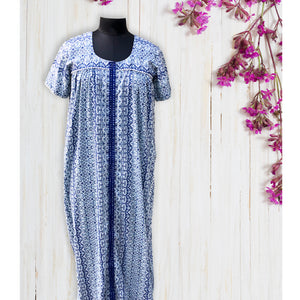 Soothing Cotton Night Dress