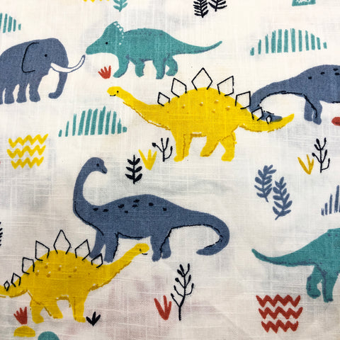 dino-printed-cotton-fabric-online-for-baby-nightsuits-india