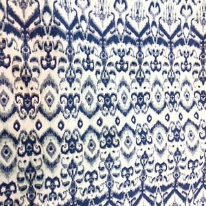 Soothing Printed Light Cotton Fabric