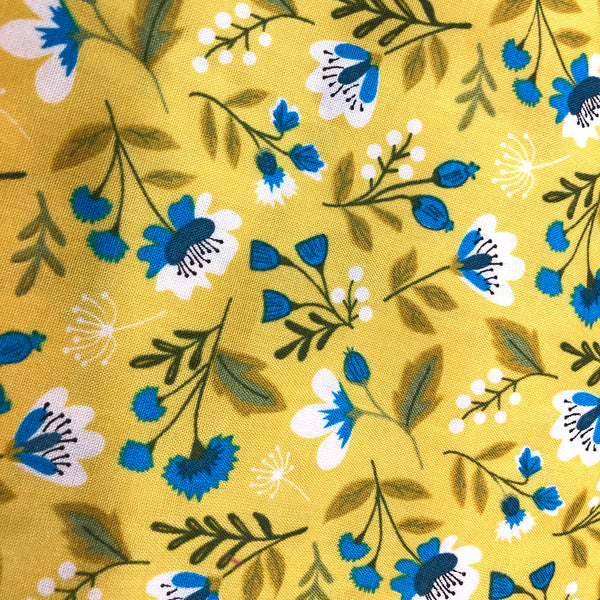 floral print fabric online