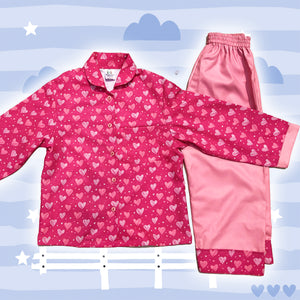 My Heart Girls Night Suit