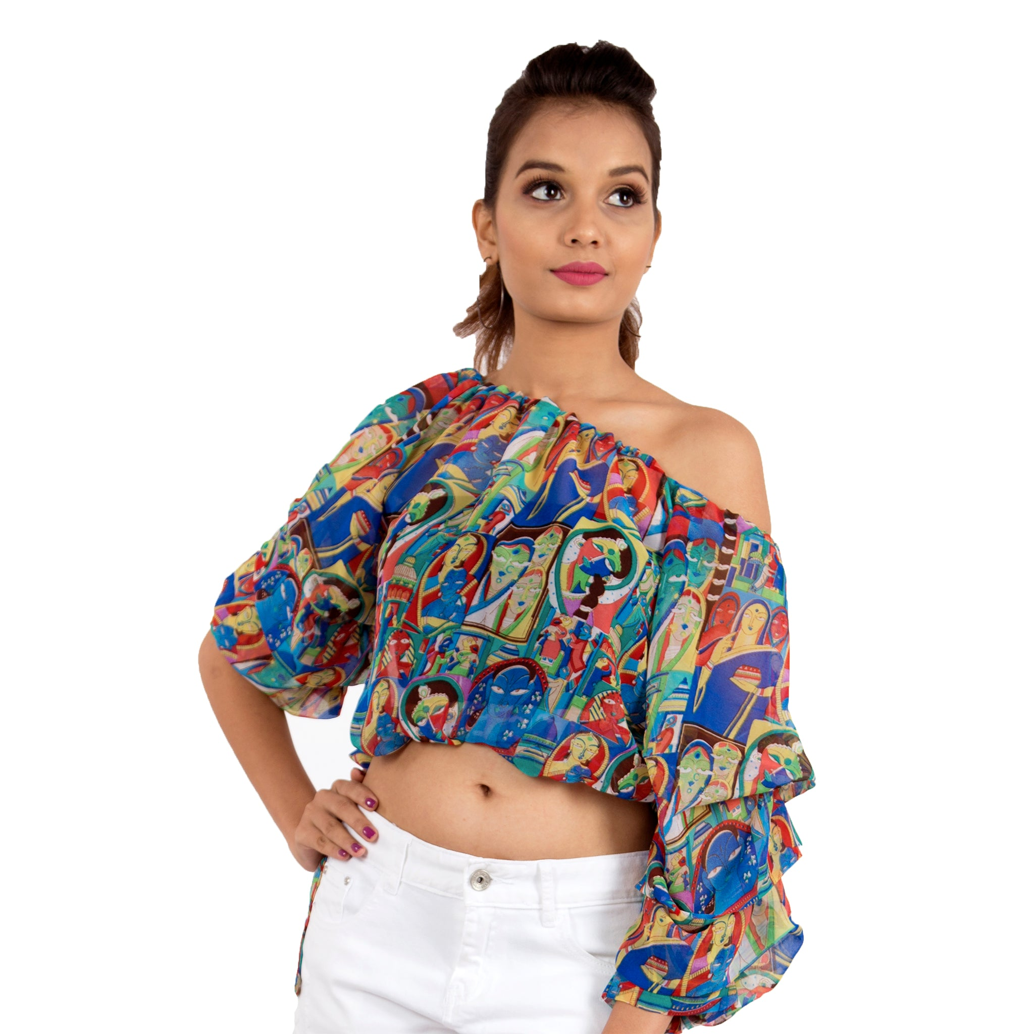 party-wear-off-shoulder-top-for-women