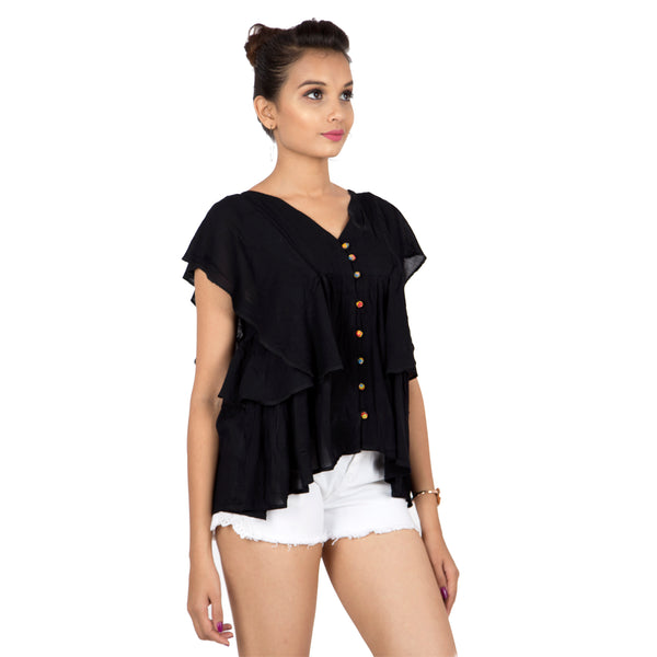 women's-black-top-with-ruffles-online