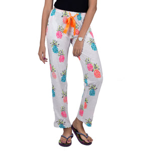 pineapple-print-quirky-pyjamas-with-pockets-for-women
