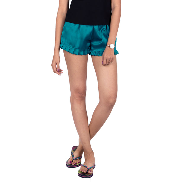 wedding-night-wear-shorts-for-women