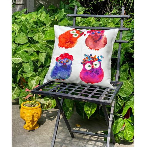 baby-owl-print-cushion-for-home-online