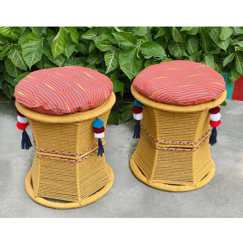 Indie Craft Cushy Festive Seats (Twin Set)