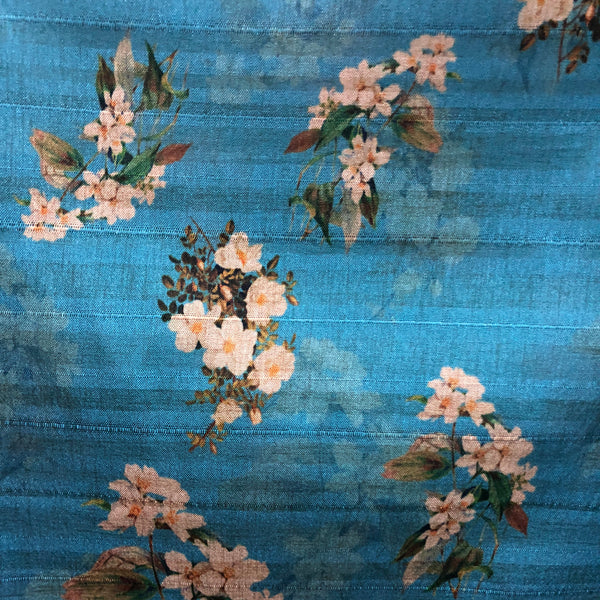 rose-print-tussar-fabric-online-india