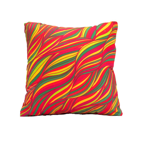 Leafy Vibes Cushion Cover