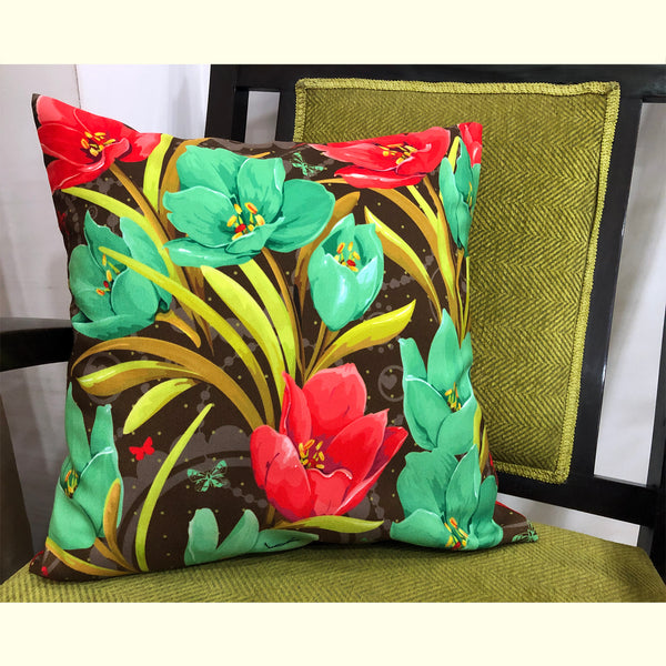 Forest Woods Cushion Cover