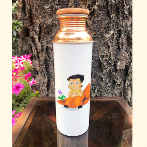 chhota bheem copper water sipper for kids