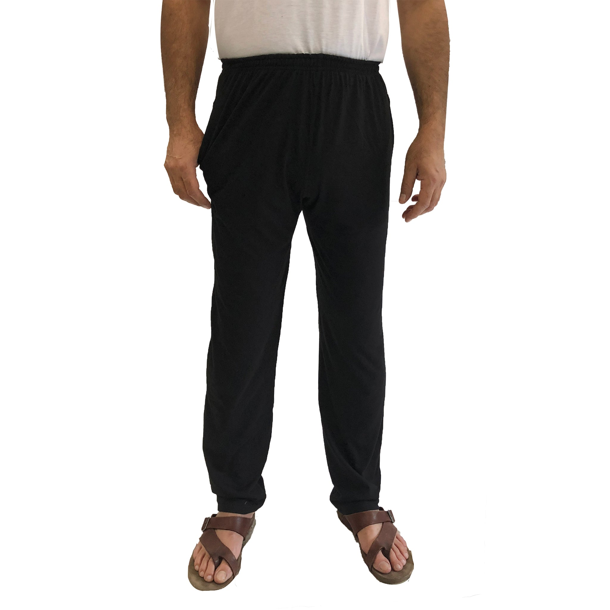 Charcoal Black Pajamas