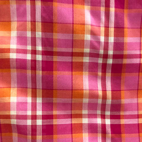 checks-print-cotton-fabric-online-India-at-cheap-prices