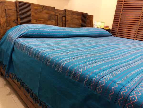 fabindia-cotton-bed-cover-india