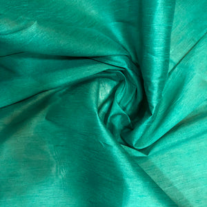 emerald-green-raw-silk-fabric-india-online