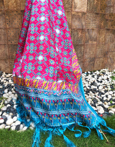 colourful-chanderi-silk-dupatta-online