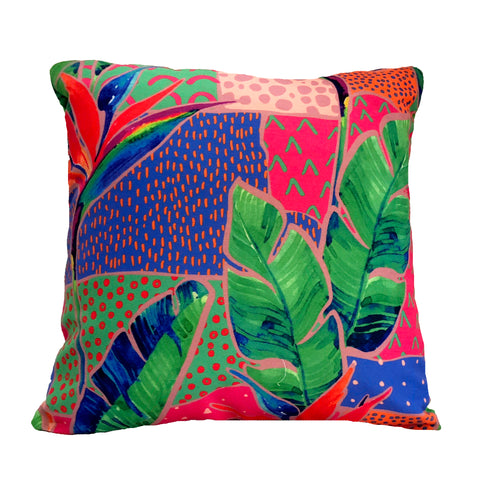Forest Vibes Cushion Cover