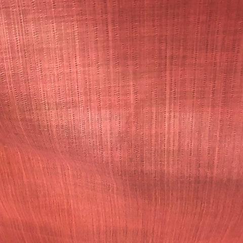 Stone Washed Brick Red Rayon Fabric