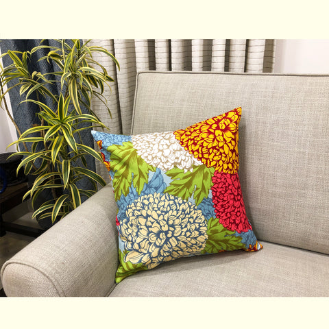 Welcome Spring Cushion Cover