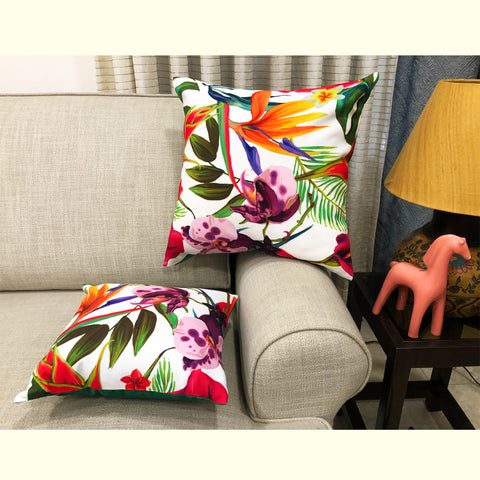 Nature Lover Cushion Cover