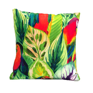 Rainforest Burst Cushion Cover