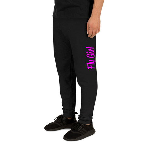 Fly Girl Unisex Joggers