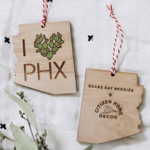 PHX Ornament - Bears Eat Berries