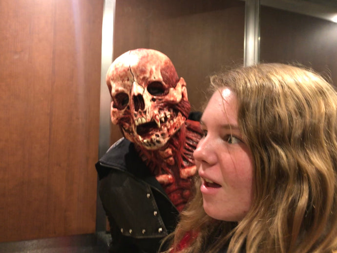 My First Horror Convention