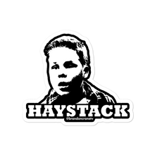 Load image into Gallery viewer, Haystack Die-cut Sticker